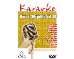 Best Of Megahits Vol. 18 (DVD)