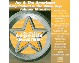 Jay & The Americans / Gary Puckett & The Union Gap / Johnny Maes