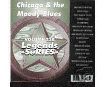 Chicago & The Moody Blues (CDG)