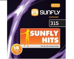 Sunfly Hits 315 (CD+G)