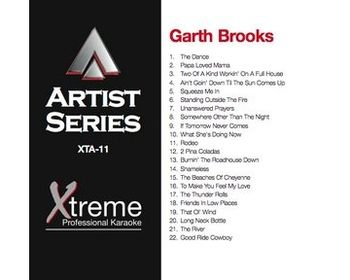 Garth Brooks (CD+G)