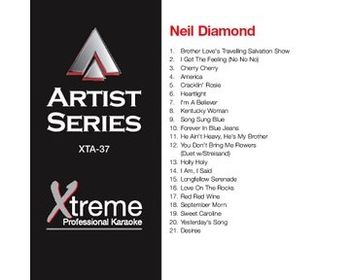 Neil Diamond (CD+G)