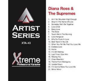 DIANA ROSS & THE SUPREMES (CD+G)