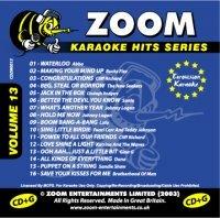 Zoom Karaoke Hits - Volume 13 CD+G